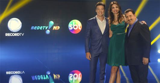 Record TV, SBT e RedeTV! declaram guerra contra a TV paga